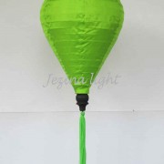 1 Lampion Aladin Warna Hijau