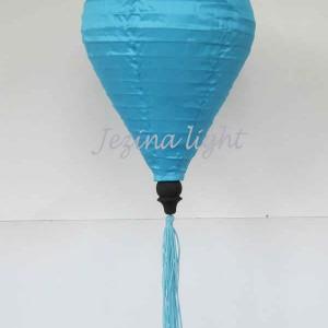 1 lampion aladin warna biru muda