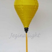 1 lampion aladin warna kuning