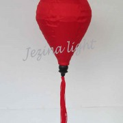 1 lampion aladin warna merah