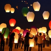 lampion terbang, jual lampion terbang